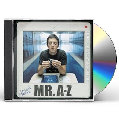 Jason Mraz MR A-Z CD