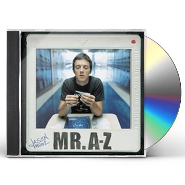 Jason Mraz MR A-Z CD