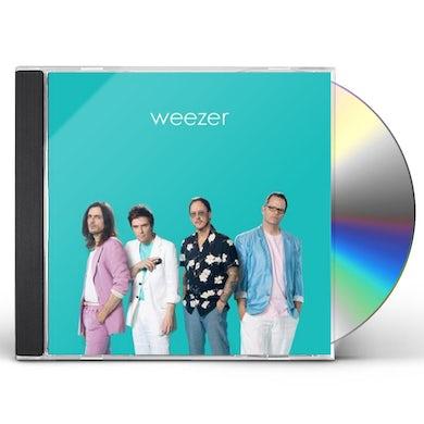WEEZER (TEAL ALBUM) CD