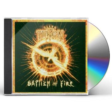 Glenn Tipton BAPTIZM OF FIRE CD