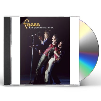 Faces BOX: FIVE GUYS WALK INTO A BAR CD