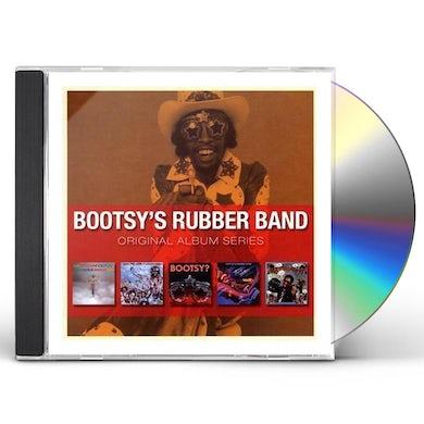 Bootsy Collins ORIGINAL ALBUM SERIES CD