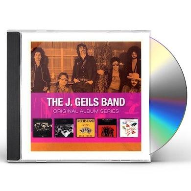 J Band Geils ORIGINAL ALBUM SERIES CD