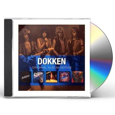 Dokken ORIGINAL ALBUM SERIES CD