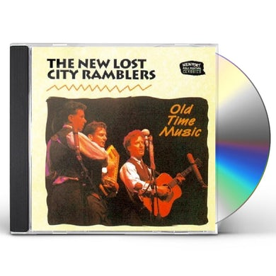New Lost City Ramblers OLD TIME MUSIC CD
