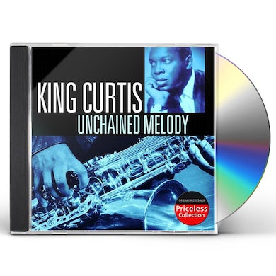 King Curtis UNCHAINED MELODY CD