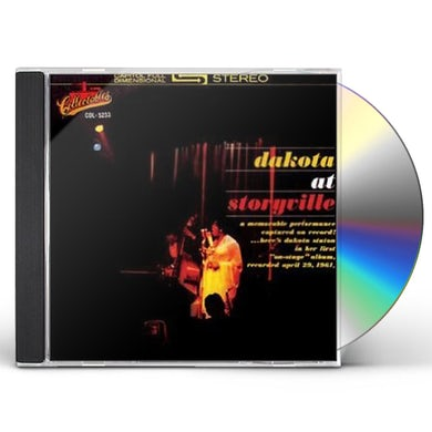 Dakota Staton DAKOTA AT STORYVILLE: GOLDEN CLASSICS CD