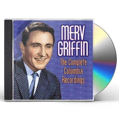 Merv Griffin COMPLETE COLUMBIA RECORDINGS CD