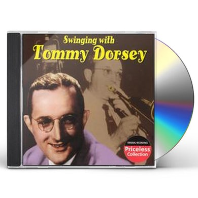 SWINGING WITH TOMMY DORSEY CD