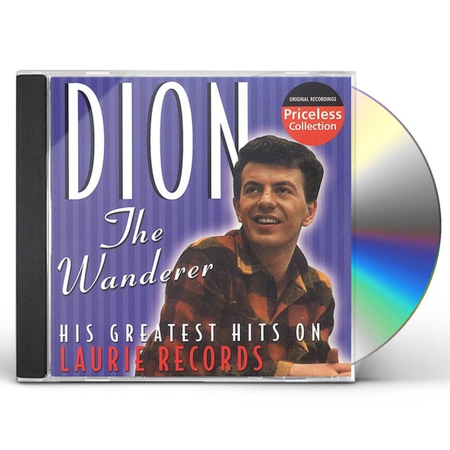 Dion WANDERER: HIS GREATEST HITS ON LAURIE RECORDS CD