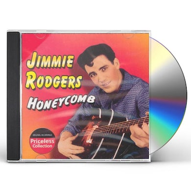 Jimmie Rodgers HONEYCOMB CD