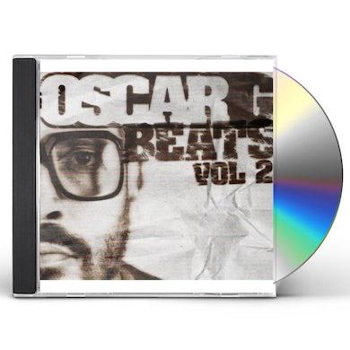 Oscar G BEATS VOL 2 CD