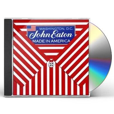 John Eaton MADE IN AMERICA CD