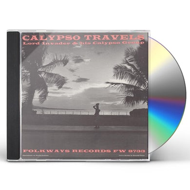 Lord Invader CALYPSO TRAVELS CD