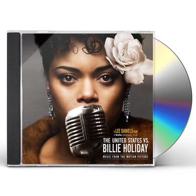 Andra Day The United States vs. Billie Holiday (Music From The Motion Picture) CD