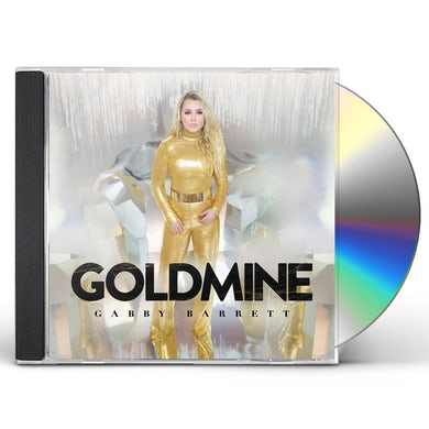 Gabby Barrett GOLDMINE CD