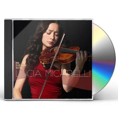 AN EVENING WITH LUCIA MICARELLI CD