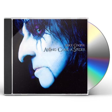Alice Cooper ALONG CAME A SPIDER (2011 EDITION) CD