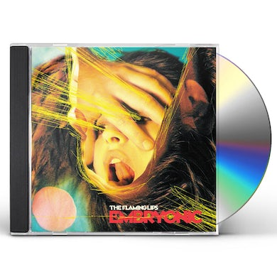 The Flaming Lips EMBRYONIC CD