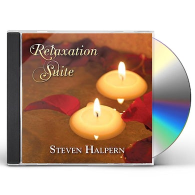 Steven Halpern RELAXATION SUITE CD