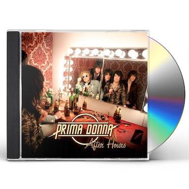 Prima Donna  AFTER HOURS CD