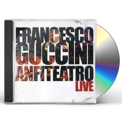 Francesco Guccini ANFITEATRO LIVE CD