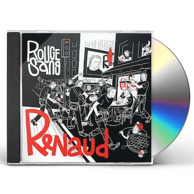 Renaud ROUGE SANG CD