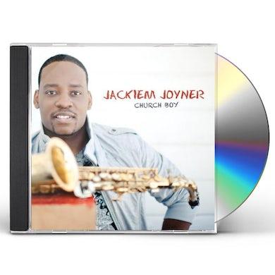 Jackiem Joyner CHURCH BOY CD