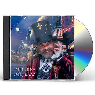 MIJARES FELIZ NAVIDAD CD