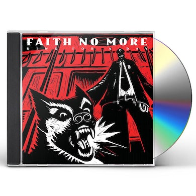 Faith No More KING FOR A DAY: FOOL FOR A LIFETIME (2016 REMASTER CD
