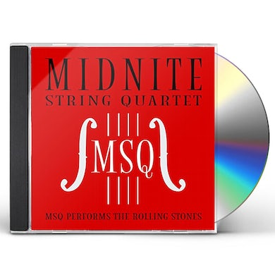 Midnite String Quartet PERFORMS THE ROLLING STONES (MOD) CD