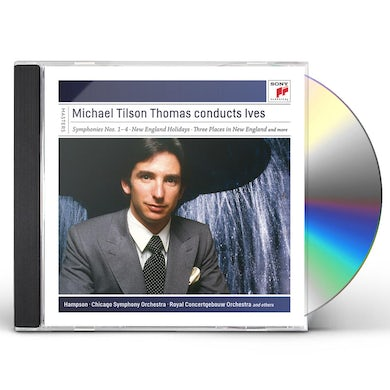 CONDUCTS IVES CD