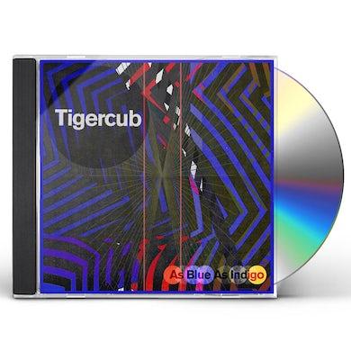 Tigercub AS BLUE AS INDIGO CD