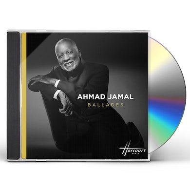 Ahmad Jamal BALLADES CD