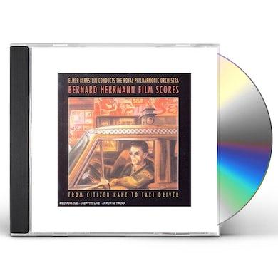 Royal Philharmonic Orchestra BERNARD HERRMANN FILM SCORES CD
