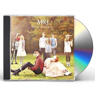 M83 SATURDAYS = YOUTH CD