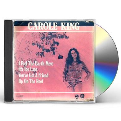 Carole King I FEEL THE EARTH MOVE CD