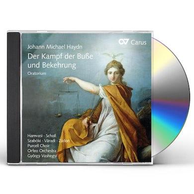 Haydn DER KAMPF DER BURE UND BEKEHRUNG CD