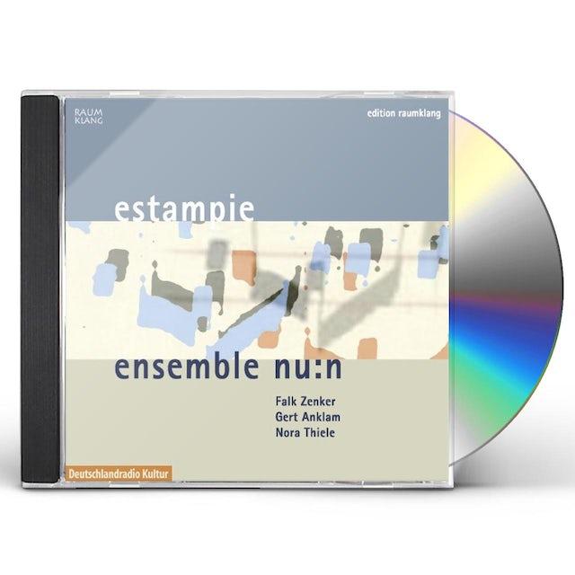 Anonymous ESTAMPIE CD