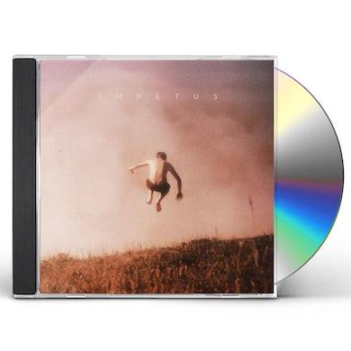Sebastian Plano IMPETUS CD