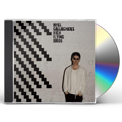 Noel Gallagher CHASING YESTERDAY: DELUXE EDITION CD