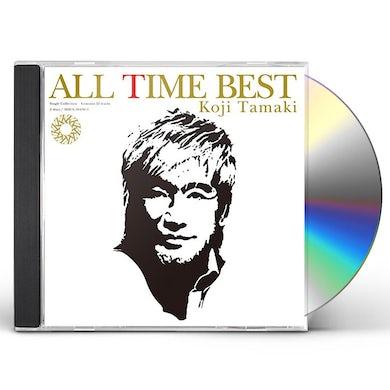 Koji Tamaki ALL TIME BEST CD