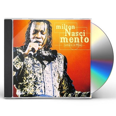 Milton Nascimento TAMBORES DE MINAS AO VIVO: LIMITED CD