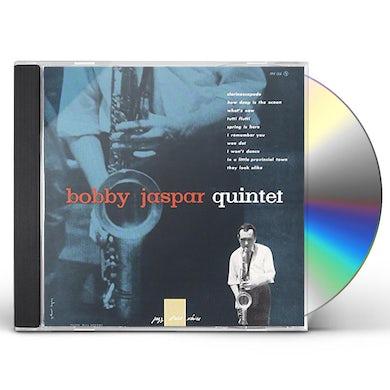 Bobby Jaspar QUINTET CD