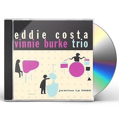 Eddie Costa VINNIE BURKE TRIO CD