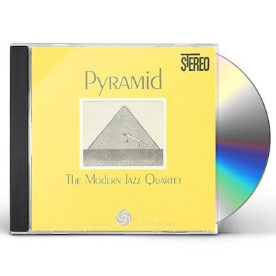 The Modern Jazz Quartet PYRAMID CD