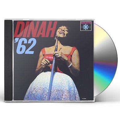 Dinah Washington DINAH 62 CD