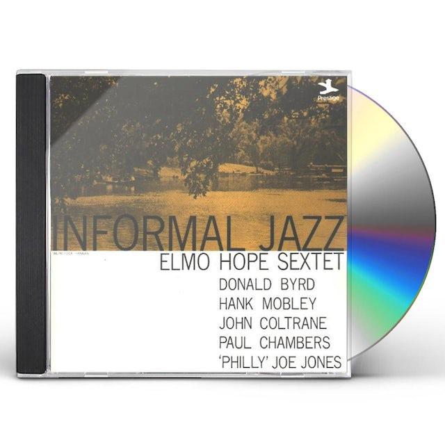 Elmo Hope INFORMAL JAZZ CD