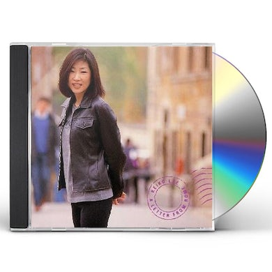 Keiko Lee LETTER FROM ROME CD
