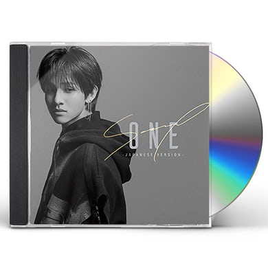 ONE (JAPANESE VERSION) (VERSION B) CD